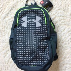 Under Armour scrimmage backpack NWT